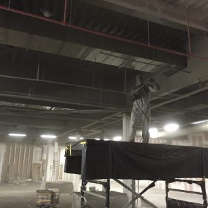 Striekania stropov